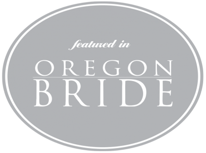Featured vendor in oregon bride magazine