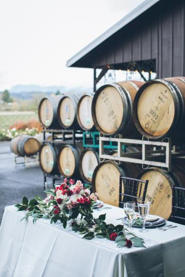 Laurel Ridge Winery Wedding